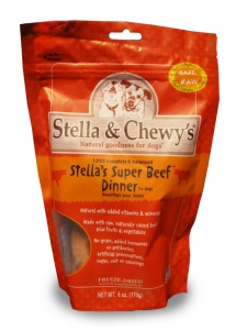 Stella & Chewy's Raw Diet for Dogs